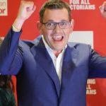Daniel Andrews Danslide Victorian Premier Election Win